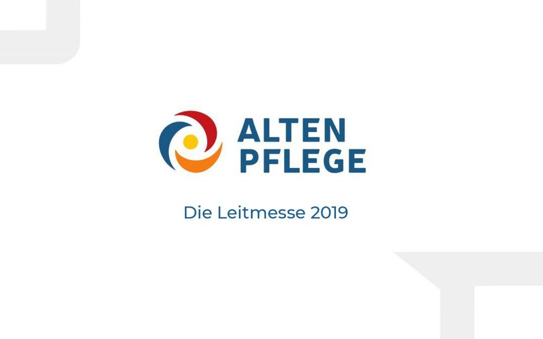 Einladung zur ALTENPFLEGE 2019